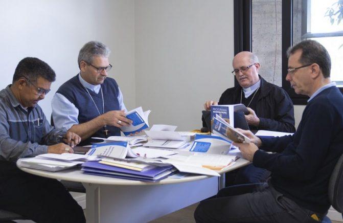 Comissão Missionária planeja ações para o quadriênio 2019-2023