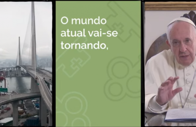 Papa Francisco: o mundo é cada dia mais cruel com os excluídos