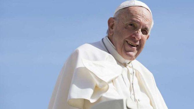 Papa chama fiéis de todas as religiões a construir um mundo de paz