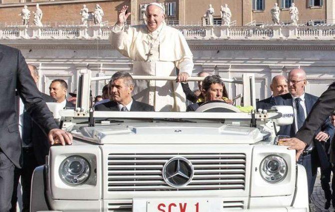 Papa Francisco revela por que sempre visita a Virgem antes e depois de uma viagem