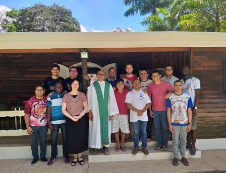 Retiro espiritual da Comunidade de Pós-noviciado Santo Eugênio de Mazenod
