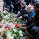 A oração do Papa pelo atentado perto de sinagoga na Alemanha