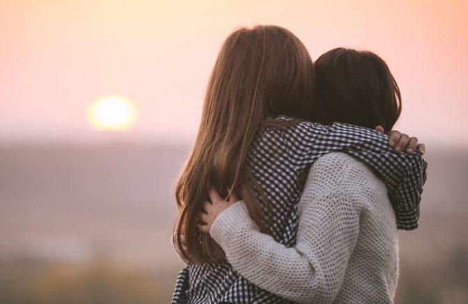A amizade é um dom do amor