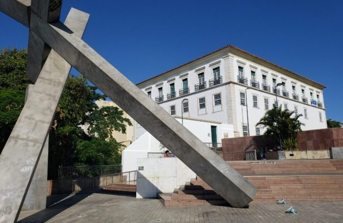 Restaurado, o Palácio Arquiepiscopal da Sé conta a história da Igreja Católica no Brasil