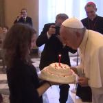 Papa completa 83 anos. Parabéns, Santo Padre!