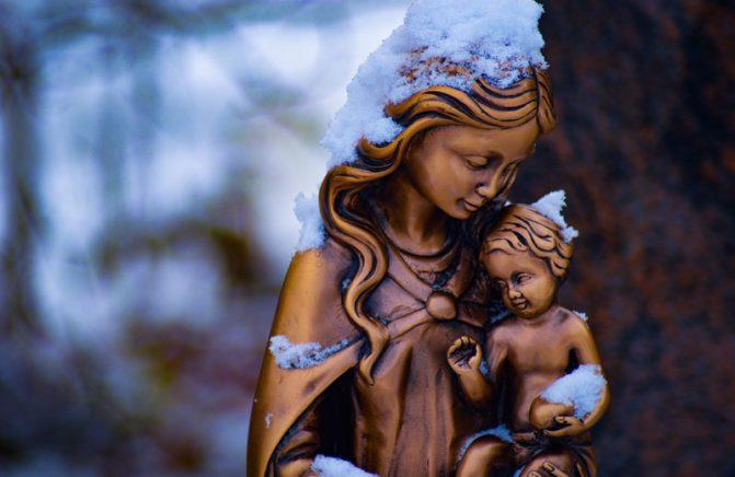 Maria, exemplo de perseverança