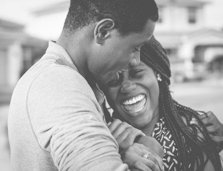 A razão pela qual Deus nos deu um sorriso