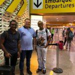 Pré-Noviços Oblatos brasileiros viajam pra estudarem fora do Brasil