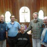Superior Geral dos Oblatos de Maria Imaculada Visita a Província do Brasil