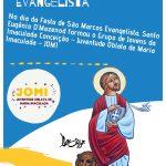 JOMI – Brasil, grupo foi formado no Dia da Festa de São Marcos Evangelista