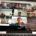 Provincial participa de live com provinciais da CRB Nacional