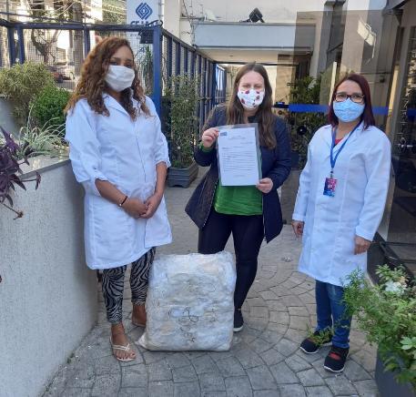 Projeto Social Tabor - Solidariedade em meio à Pandemia