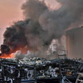 O Papa convida a rezar pelo Líbano neste momento trágico e doloroso
