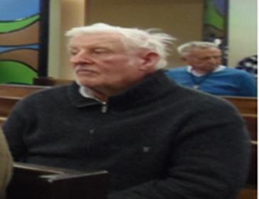 Informações acerca do velório e sepultamento do Pe. Daniel McCarthy, OMI