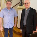 Provincial do Brasil Recebe Visita do Cardeal Arcebispo de São Paulo
