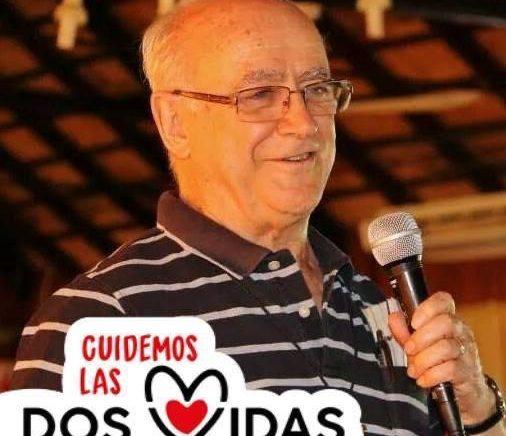 Falecimento do nosso irmão P. Pablo Fuentes - Omi