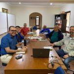 Província oblata do Brasil Realiza Última Reunião de Formadores do Ano