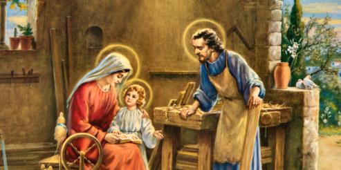 O segredo da felicidade com que São José levou a vida