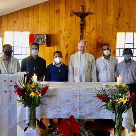 Começa Noviciado Oblato da Guatemala