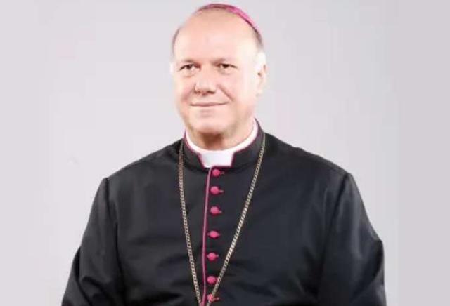 Arcebispo de Cascavel morre por Covid-19