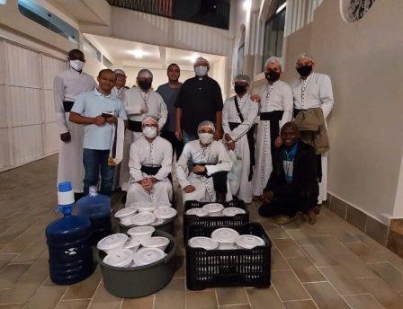 Pós-Noviciado Santo Eugênio Realiza Ação Social Pe. Lorenzo, OMI