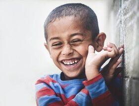 Homem aranha na Audiência Geral: o herói que faz sorrir as crianças doentes