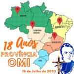 Fundação da Província Oblata do Brasil