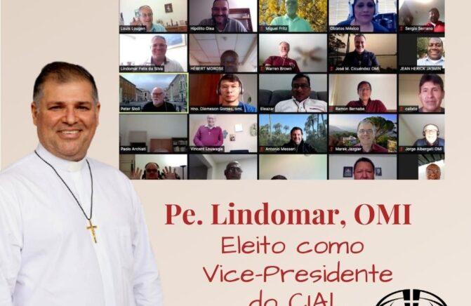 Provincial do Brasil é Eleito Vice-Presidente de CIAL
