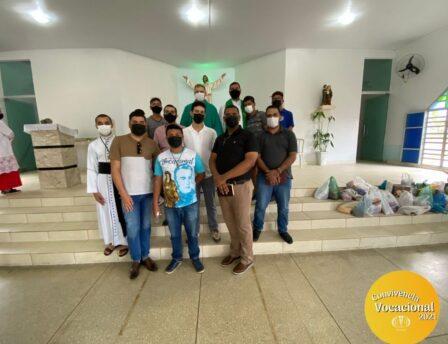 Serviço de animação vocacional OMI realiza Semana de Convivência em Aparecida de Goiânia-GO